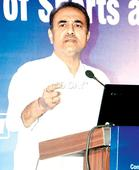 AIFF prez Praful Patel: Sports has to be made a career option