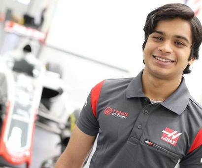 F1 team signs this Indian teen as development driver