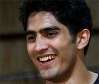 Vijender open to professional boxing