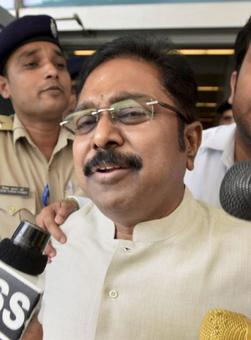 Dinakaran cracks before cops, confesses to meeting middleman in bribery case