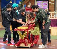 When team Kapil Sharma played a prank on Ali Asgar  view HQ pics!