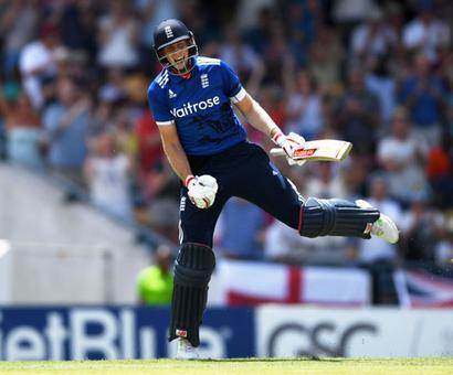 Hales, Root tons lead England to series sweep over Windies