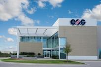 EOS, Leader in Industrial 3D-Printing Technology, Expands U.S. Presence with Opening of New Facility in Texas