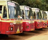 KSRTC urges govt to stop free travel for students