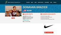 Donavan Brazier Signs With Nike
