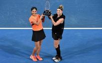 Sania Mirza wins Brisbane women's doubles title but loses No.1 rank