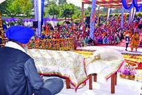 Gurmat Samagam organised