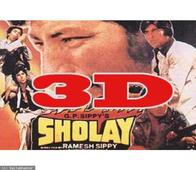 Amitabh Bachchan to watch Sholay 3D version with Dharmendra