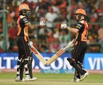 IPL 2016 final: Warner, Yuvraj, Cutting guide Sunrisers to a massive 208/7 against RCB
