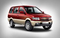 Updated Chevrolet Tavera BS-IV Launch Confirmed For 2016