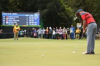 Van Zyl aces and Fowler sizzles in Olympic golf