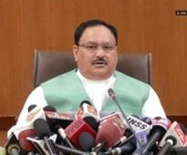 As Modi govt completes two years in office, Nadda promises a healthy India