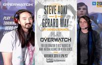 Gerard Way battled Steve Aoki in Overwatch — Check...
