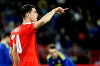 Arsenal new boy Granit Xhaka named in 23-man Switzerland squad for Euro 2016