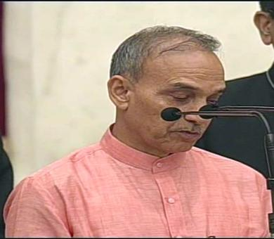 Satyapal Singh -- tough cop becomes minister
