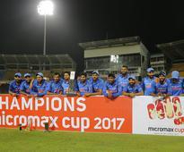 Kohli ton leads India to series whitewash over Sri Lanka