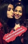 In Pics: Alia Bhatt celebrates her Sunday with mom Soni Razdan and sister Shaheen Bhatt