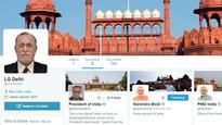 Did Delhi LG Anil Baijal snub Arvind Kejriwal by not following him on Twitter?