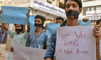 Class X Sanskrit paper being circulated on social media fake: CBSE