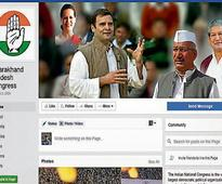 Uttarakhand Cong scores over BJP in poll pitch on social media