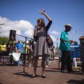 'Fierce Advocate' Catherine Pugh Sworn in as Baltimore Mayor