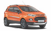 Signature Edition kit for Ford EcoSport Black offers body graphics, new LED daytime running lamps and more