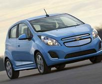 Chevy Spark EV