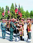 Army chief urges soldiers to keep promise
