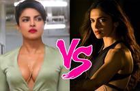 xXx vs Baywatch: Deepika Padukone BEATS Priyanka Chopra by 16 seconds in the battle of the trailers