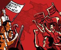 Bastar cop: Samajik Ekta Manch is our version of guerrilla warfare