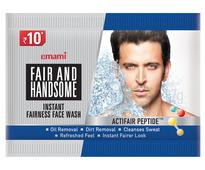 FAIR AND HANDSOME INSTANT FAIRNESS FACEWASH TRAVELS FROM INDIA TO BHARAT BY INTRODUCING A PACKAGING INNOVATION AT RS. 10/-