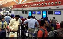 13 flights diverted out of Delhi