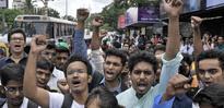 Students demand FoB on Road no. 3