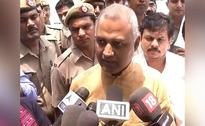 AIIMS Guards, Officials Felicitated For Filing Complaint Against Somnath Bharti