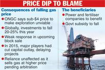 Gas fears investment crunch