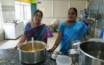 Chennai is all shut, but Amma canteens continue to serve food to people