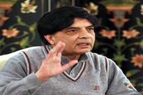Nisar contacts British officials on anti Pakistan speech of Altaf