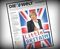 Little Britain: European Press Ridicules UK as May Outlines Hard Brexit Plan