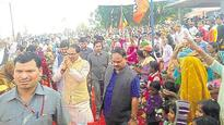 MP: Chouhan, Scindia lead roadshows in final push before Maihar bypoll