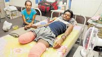 Patients face hardship as OTs, OPD remain closed at Rajindra Hospital