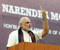 Modi in Delhi, has 'wonderful' meeting with Advani