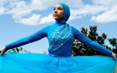 Meet the girl who dreams of becoming the first Muslim hijabi ballerina