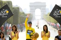 Chris Froome spearheads Team Sky's Vuelta squad