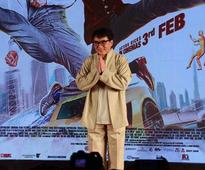 Sonu Sood gets nostalgic remembering his late father at the Kung Fu Yoga promotional event