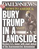 Daily News Publishes Massive, 14 Part Anti-Trump Editorial