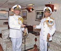 Biswajit Dasgupta is chief of Eastern Fleet