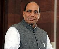 Convince UNC leaders to withdraw economic blockade: Rajnath