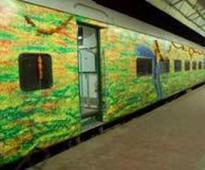 3 Duronto Exp trains to halt at Habibganj railway station