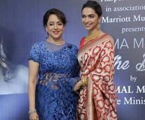 Deepika the new age Dream Girl: Hema Malini