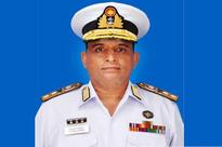 CPA chairman Nizamuddin new Navy chief